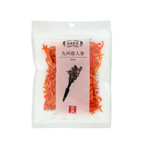 キンピラ サラダ 天ぷらなどにおすすめです 卸直営 乾燥野菜 公式サイト 吉良食品 40g 人参
