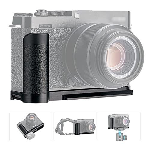 JJC MHG-XE4 グリップ 未使用 バッテリーグリップ 富士フイルム Fujifilm Fuji 用 底の1 4-2 XE4 電池交換が便利 X-E4 メタルハンドグリップ ついに再販開始