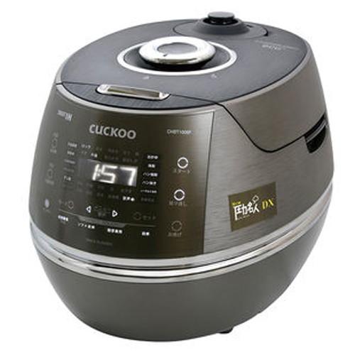 【お買上特典】CUCKOO New圧力名人DX(超高圧発芽玄米炊飯器)一升炊き