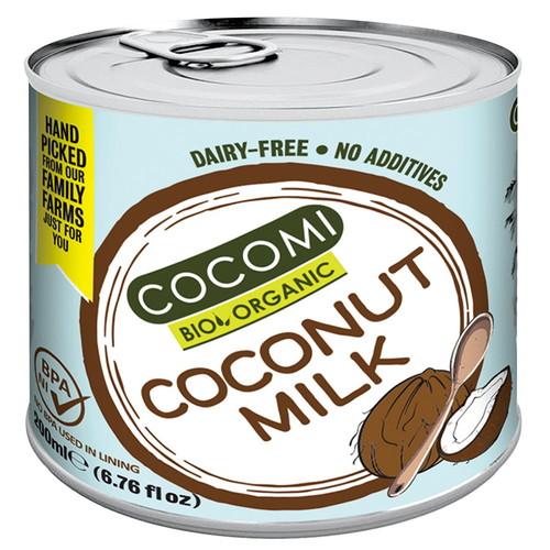 ほのかに甘くクリーミーで口当たり滑らか お買上特典 ココミ ミトク 200ml 在庫一掃 激安格安割引情報満載 オーガニックココナッツミルク
