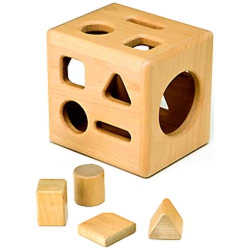 形の分類と保存性の概念を理解する箱 (ESC-8) 【TAGTOYS(タグトイ)】