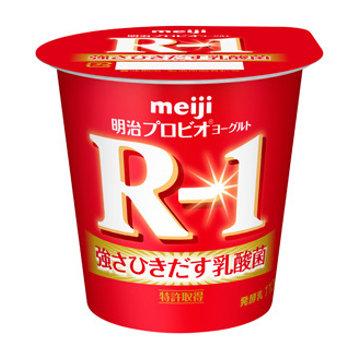 強さひきだす乳酸菌 明治 プロビオヨーグルトR-1 112g 12個 meiji r-1 R1 アールワン ヨーグルト 食品 ダイエット カップ 直営ストア 健康 まとめ買い デポー 健康食品 食べる 乳酸菌 美容
