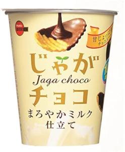 本店 甘じょっぱ系チョコスナック ブルボン マーケティング じゃがチョコ 40g×12個