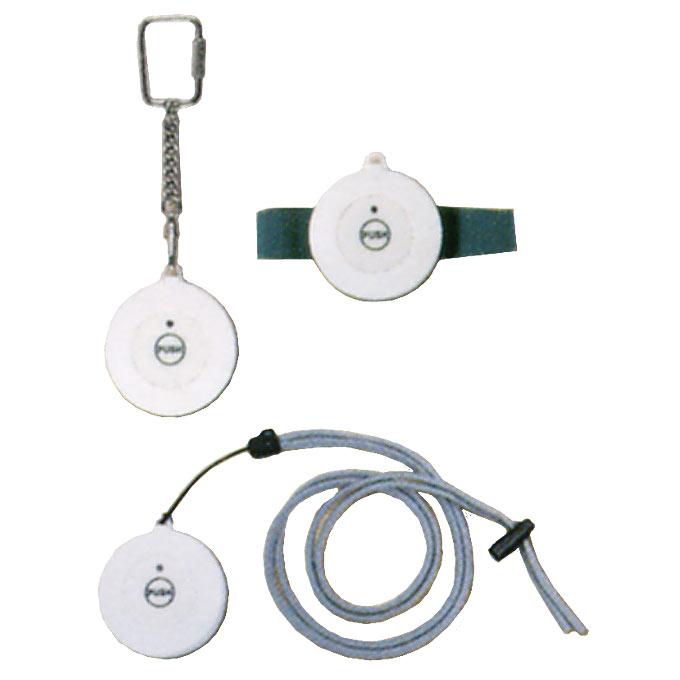介護雑貨・生活支援用品 アクセスコール送信機 押ボタン型 【竹中エンジニアリング】 【AC-PT】