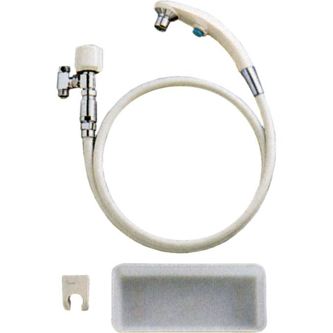 介護雑貨・生活支援用品 しびん洗浄水栓「ケアクリック」 【TOTO】 【T95WRX】