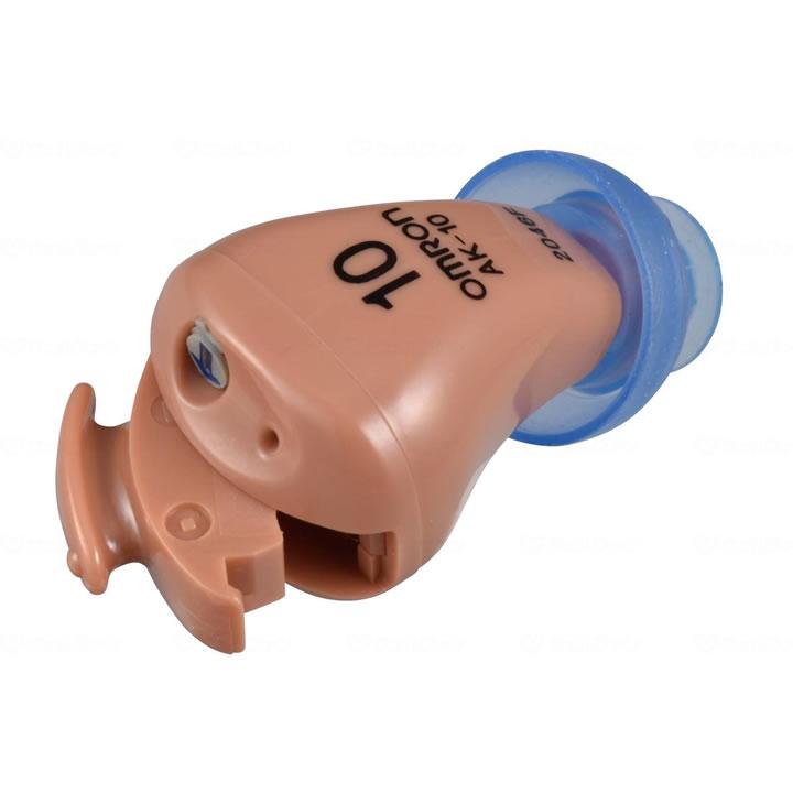 大きな音もクリアに聞こえる 介護雑貨・生活支援用品 イヤメイト デジタル デジタル式補聴器 【オムロンヘルスケア】 【AK-10】 【送料無料】