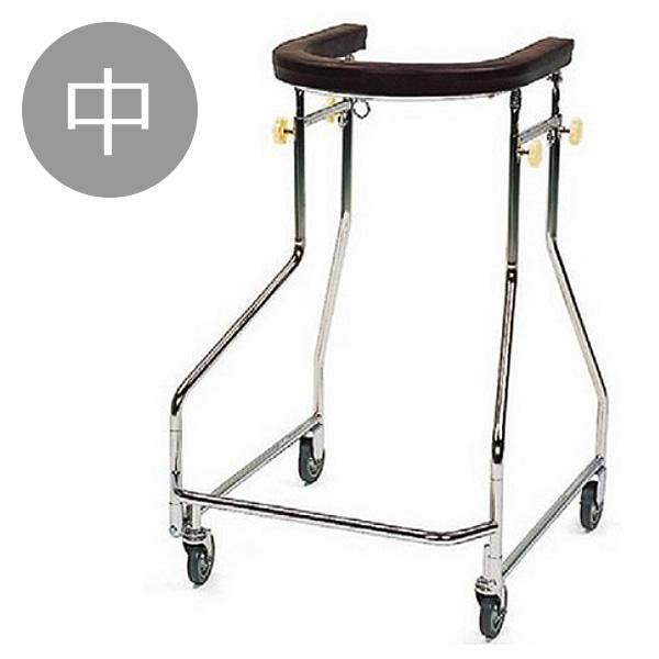 シルバーカー 四輪歩行器(Mサイズ) 【カワムラサイクル】 【KW15N-M】【プレゼント】 【贈り物 ギフト】