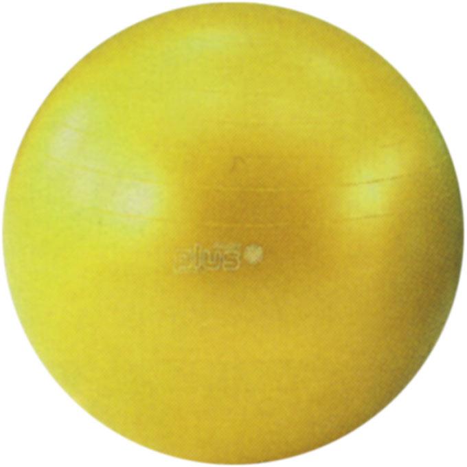 訳あり商品 健康器具 ギムニクカラーボールPLUS 直径75cm イエロー D-5423G 淡野製作所 供え