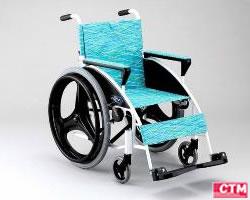 車椅子 車いす 自走式車椅子 日進医療器 iR アルミ製車いす 【アルミ製車椅子】 【敬老の日】 【プレゼント】