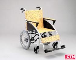 車椅子 車いす 介助式車椅子 日進医療器 iR-H アルミ製車いす 【アルミ製車椅子】 【プレゼント 贈り物 ギフト】【介護】