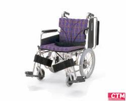 車椅子 車いす 介助式車椅子 カワムラサイクル KA816-38・40・42B-LO アルミ製車いす 【アルミ製車椅子】 【プレゼント 贈り物 ギフト】【介護】