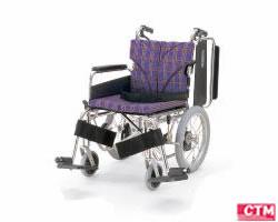 車椅子 車いす 介助式車椅子 カワムラサイクル KA816-38・40・42B-M アルミ製車いす 【アルミ製車椅子】 【プレゼント 贈り物 ギフト】【介護】