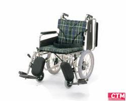 車椅子 車いす 介助式車椅子 カワムラサイクル KA816-38・40・42ELB-M アルミ製車いす 【アルミ製車椅子】 【プレゼント 贈り物 ギフト】【介護】