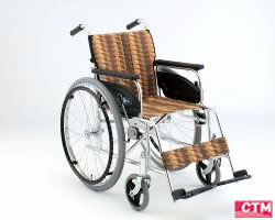 車椅子 車いす 自走式車椅子 日進医療器 NA-467A アルミ製車いす 【アルミ製車椅子】 【敬老の日】 【プレゼント】