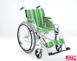 車椅子 車いす 自走式車椅子 日進医療器 NA-467AD アルミ製車いす 【アルミ製車椅子】 【プレゼント 贈り物 ギフト】【介護】