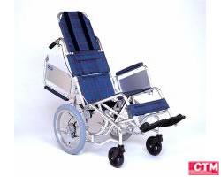 車椅子 車いす 介助式車椅子 日進医療器 NAH-F1 アルミ製車いす 【アルミ製車椅子】 【プレゼント 贈り物 ギフト】【介護】