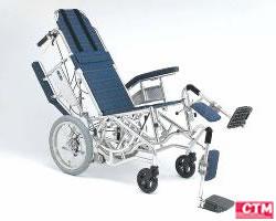 車椅子 車いす 介助式車椅子 日進医療器 NAH-F3 アルミ製車いす 【アルミ製車椅子】 【プレゼント 贈り物 ギフト】【介護】