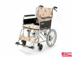 車椅子 車いす 介助式車椅子 カワムラサイクル SA16-40SB アルミ製車いす 【アルミ製車椅子】 【プレゼント 贈り物 ギフト】【介護】