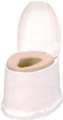 簡易設置洋式トイレ 【送料無料】 サニタリエースSD 補高#5 アロン化成【簡易 洋式トイレ】