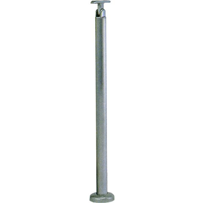 住宅改修 支柱 ベースプレート式 【シロクマ】 【ABR-704B】 【送料無料】