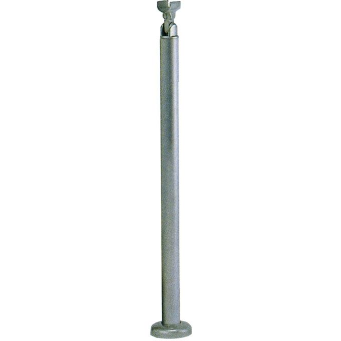住宅改修 支柱 ベースプレート式 【シロクマ】 【ABR-705B】 【送料無料】