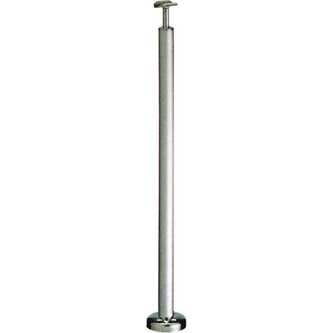 住宅改修 支柱 ベースプレート式 【シロクマ】 【ABR-710B】 【送料無料】