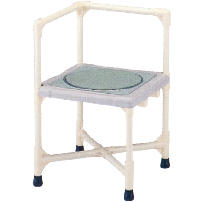 入浴用品 シャワーいす L型 ターンテーブルタイプ(大) 【矢崎化工】 【CAT-0101】 【送料無料】