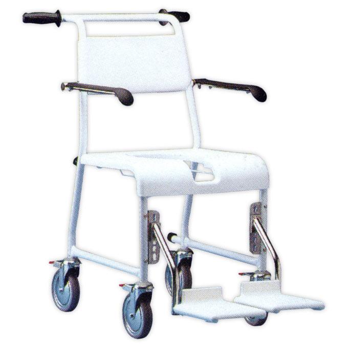 入浴用品 etac トイレット・シャワー用車椅子(介護用) 【相模ゴム工業】 【RT1151】 【送料無料】