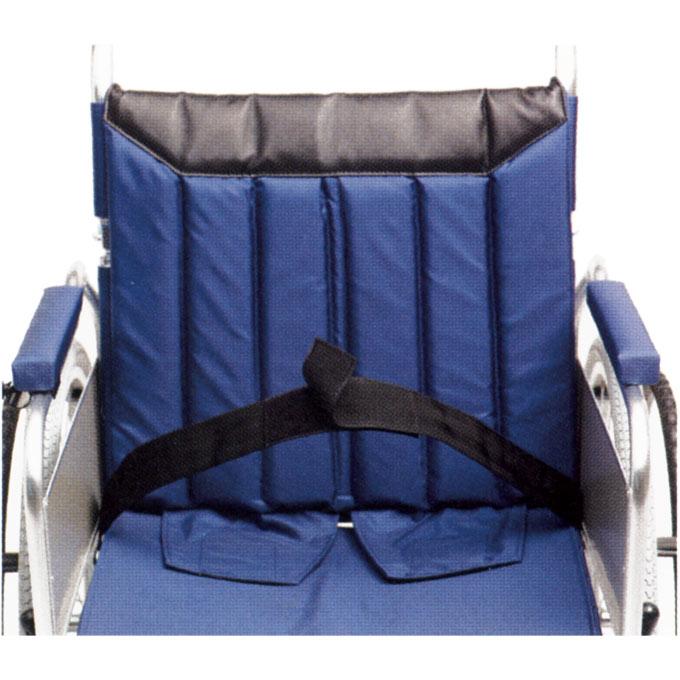 車椅子(車いす) ナイロンマジックシートベルト 【ミキ】 【MS-117】