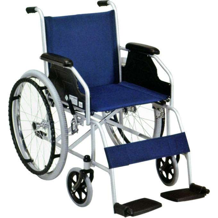 車椅子(車いす) テイコブ標準型車いす 【幸和製作所】 【B-09】 【送料無料】 【プレゼント 贈り物 ギフト】【介護】
