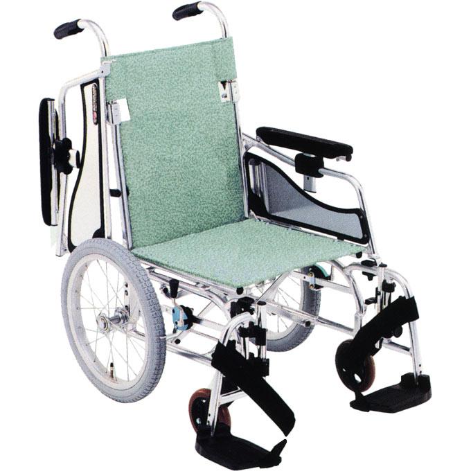 車椅子(車いす) エアリアル 【松永製作所】 【MW-SL6B】 【プレゼント 贈り物 ギフト】【介護】