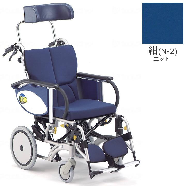 車椅子(車いす) オアシス (介助) 【松永製作所】 【OS-12TR】