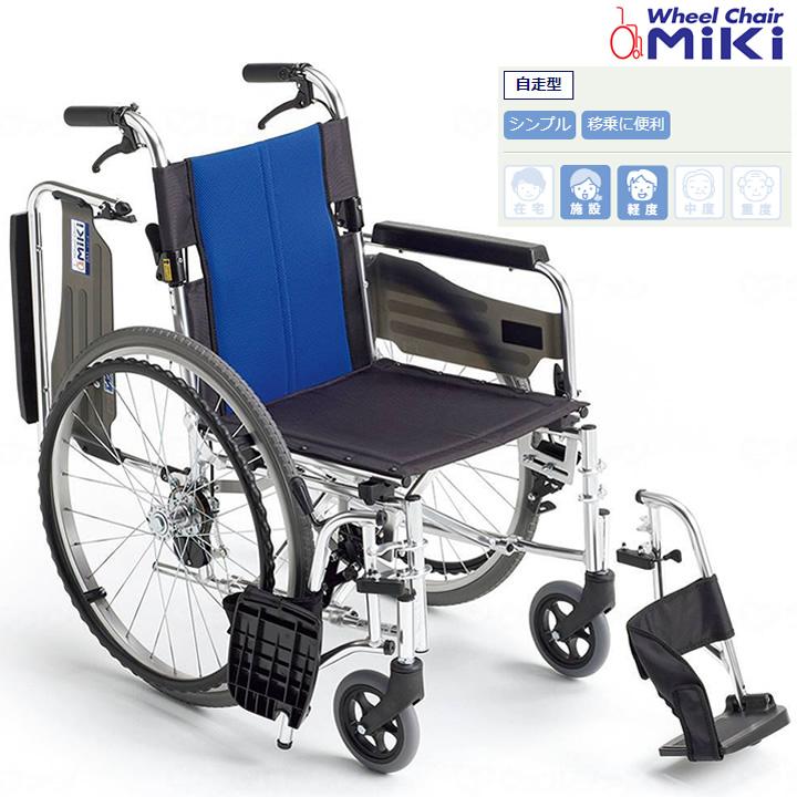 車椅子(車いす) バル 【ミキ】 【BAL-3】 【プレゼント 贈り物 ギフト】【介護】