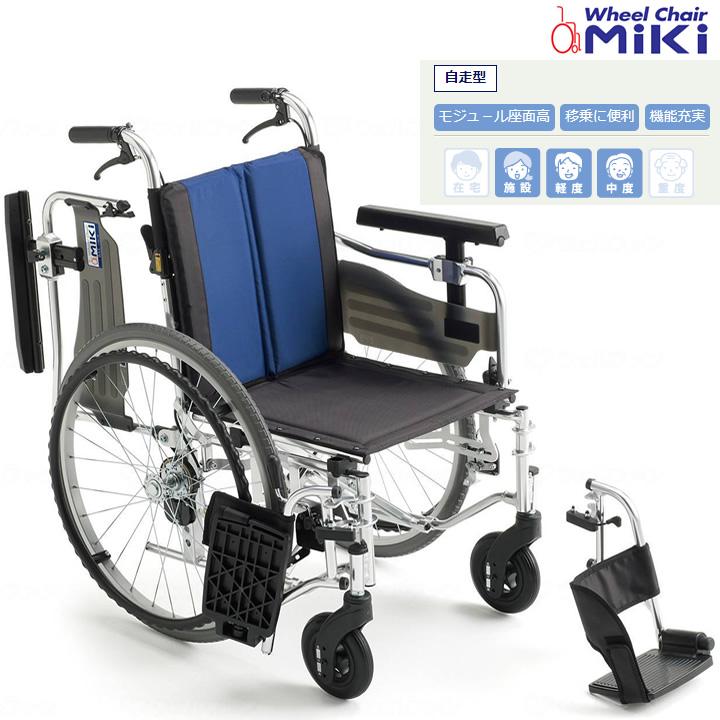 車椅子(車いす) バル 【ミキ】 【BAL-5】 【プレゼント 贈り物 ギフト】【介護】