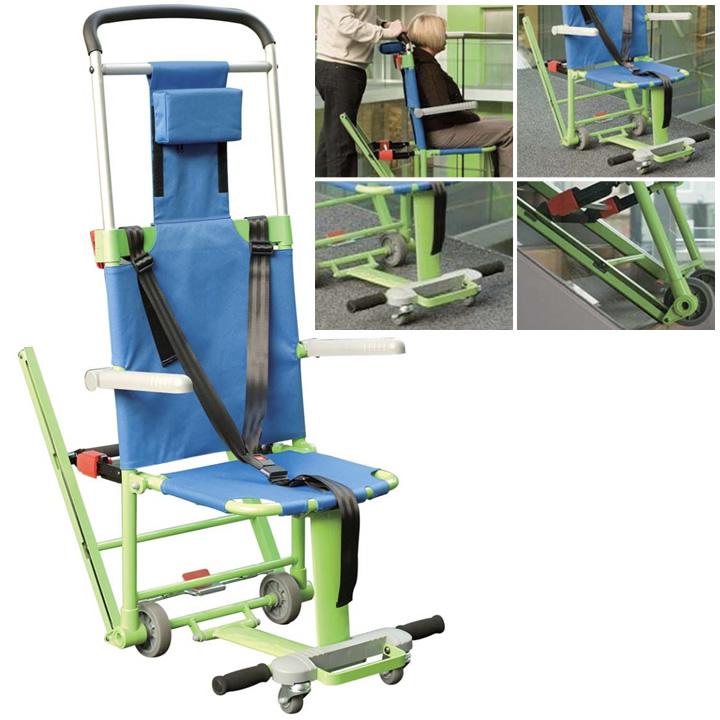 車椅子(車いす) エクセル・チェアー 【テクノグリーン】 【送料無料】