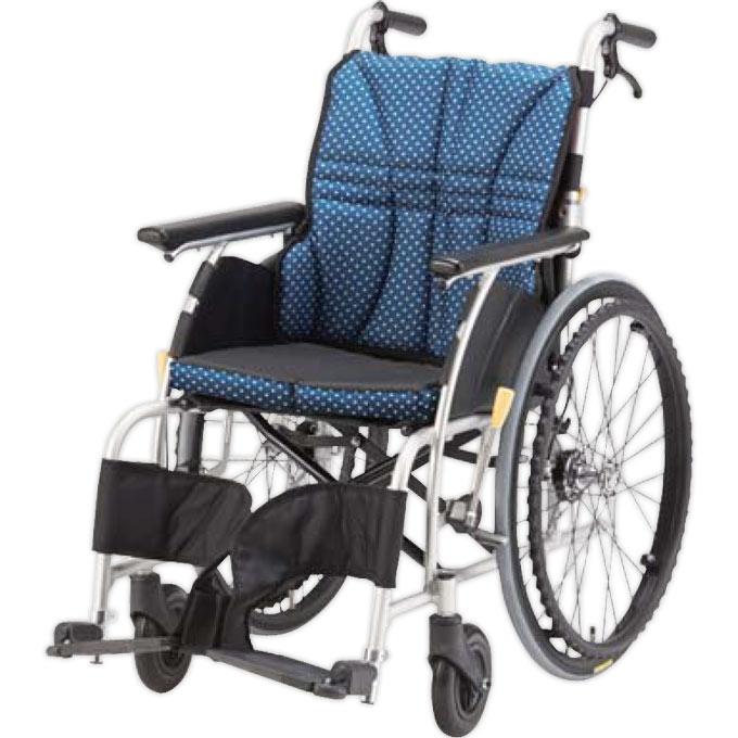 車椅子(車いす) NA-U1 【日進医療器】 【NA-U1】 【プレゼント 贈り物 ギフト】【介護】
