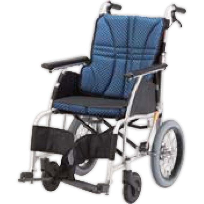 車椅子(車いす) NAH-U1 【日進医療器】 【NAH-U1】 【プレゼント 贈り物 ギフト】【介護】