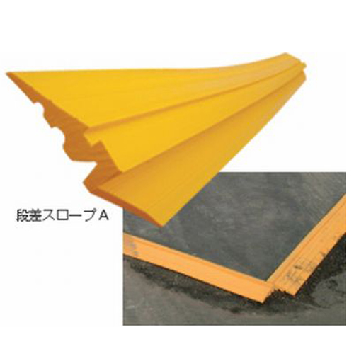 【ARAO アラオ】段差スロープA(敷き鉄板用)[4本]