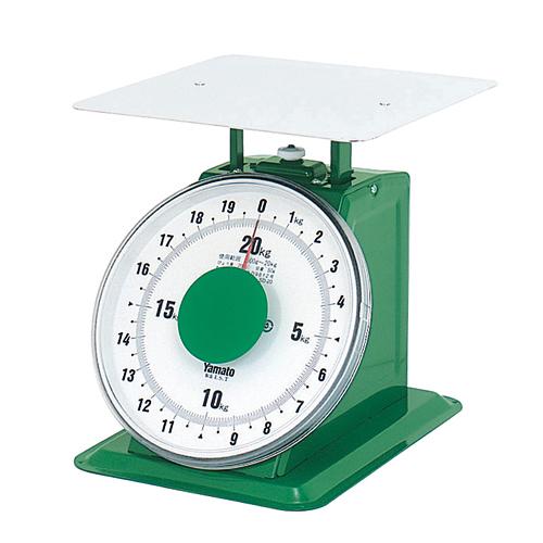 【大和製衡】 普及型上皿ハカリ20kg [20KGSD-20]