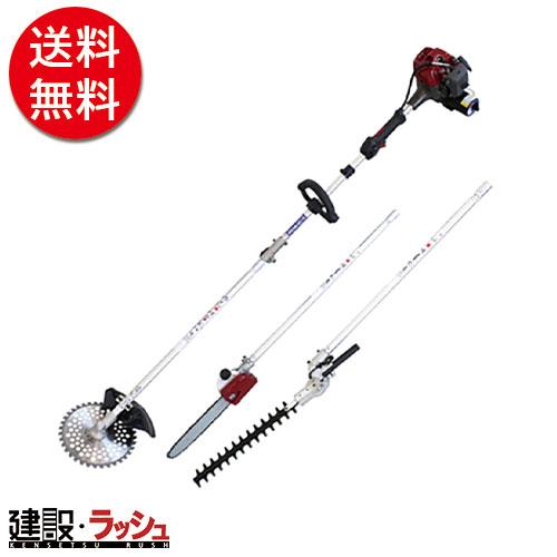 【送料無料】【ニチネン】 刈払機ガスカルセット [GKC-6]