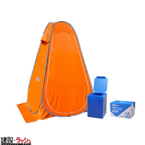 【まいにち】 災害用テントセット プラダンタイプ RP-100