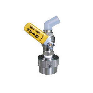 【ミヤサカ工業】 ワンタッチ給油栓 コッくん 取付部強化タイプ φ40 [MWC-40SUS-B]