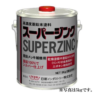 【日新インダストリー】 スーパージンク [20Kg]