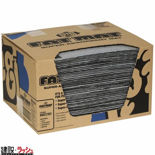 【ピグ pig】 ファットマットスーパー吸収ユニバーサルマットパッド 41x51cm 50枚 [MAT2101]