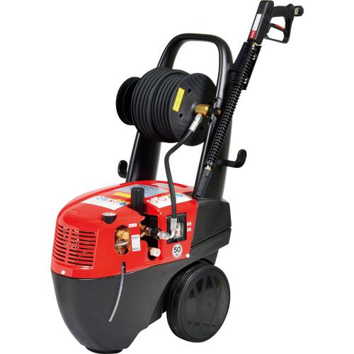 【スーパー工業】 モーター式高圧洗浄機 200Vコンパクト型 [SAW-1315]