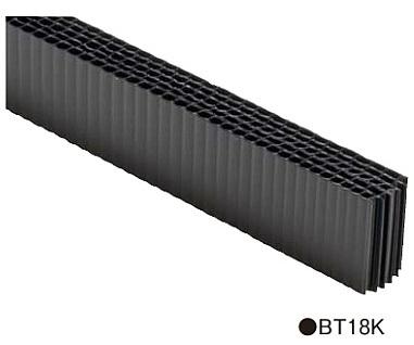 フクビ【防虫通気材ブラック BT18K】50本入