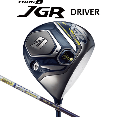 BRIDGESTONE GOLF ブリヂストン ゴルフ TOUR B JGR DRIVER ツアーB JGR ドライバーTOUR AD for JGR TG2-5 シャフト(カーボン)