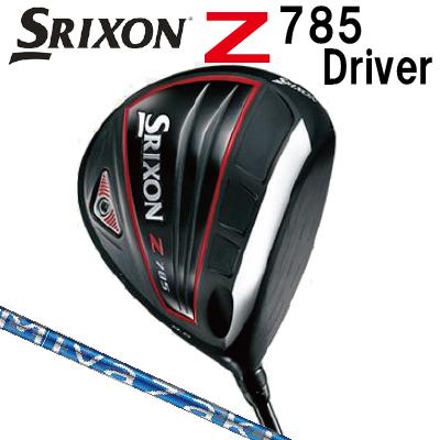 ダンロップゴルフ 【SRIXON NEW Z】スリクソン NEW Z ドライバーZ785Miyazaki MIZU 6カーボンシャフト 【日本正規品】