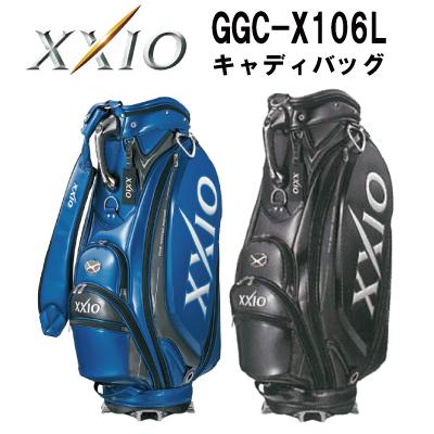 特価品【XIOO】ゼクシオ ダンロップGGC-X106L メンズ キャディバッグ キャディバック カートバッグ カートバック