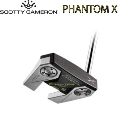 Scotty Cameron】スコッティキャメロンPHANTOM X ファントム X【日本正規品】